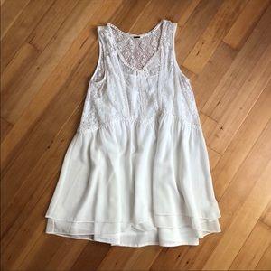 Lace Miss Me Dress/Tunic